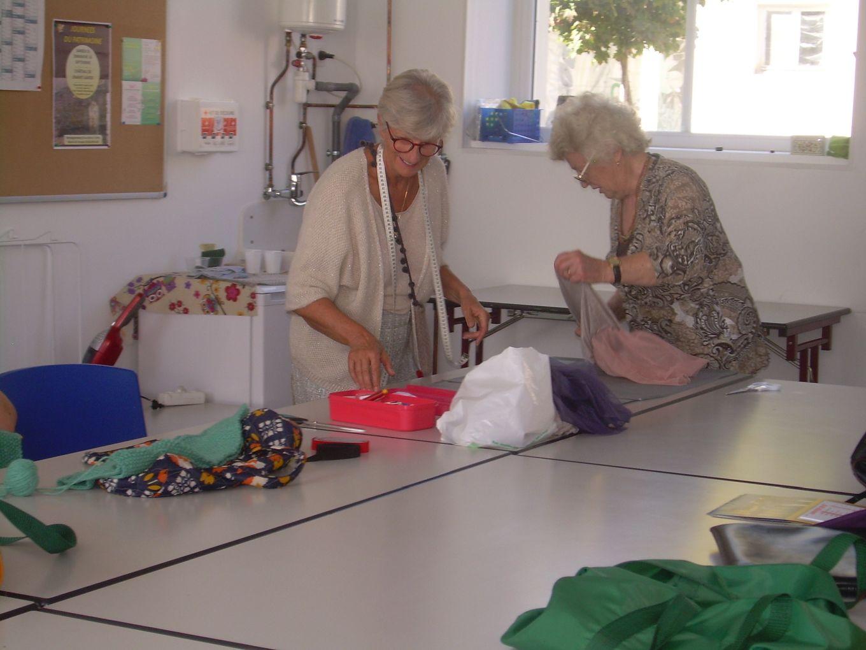 Atelier couture - Fli Pompey