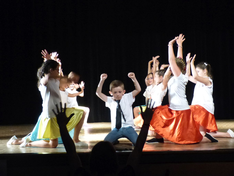 Danse Rythmique - FLI Pompey