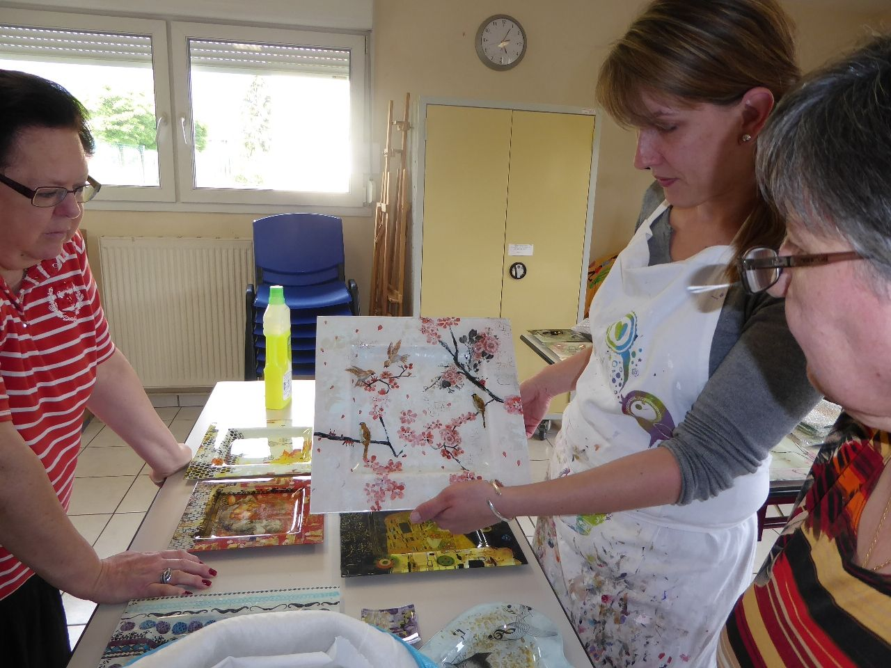 Atelier loisirs créatifs - FLI Pompey