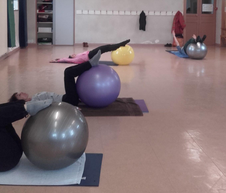 Pilates - FLI Pompey