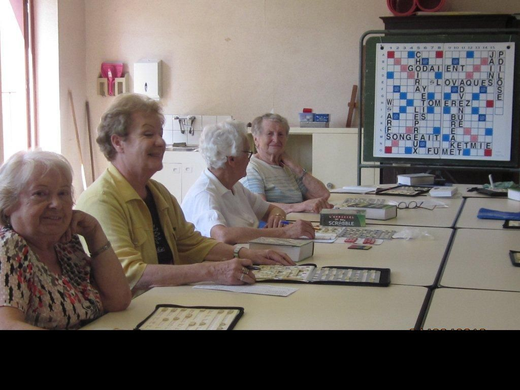 Scrabble - FLI Pompey
