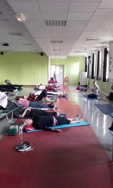 Yoga - FLI Pompey