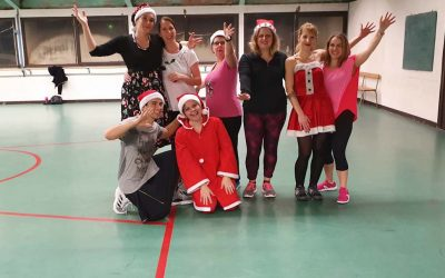 Section Zumba : Fêtons Noël