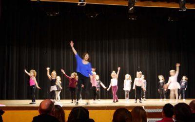 Séances portes ouvertes à la Danse Rythmique