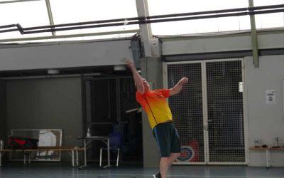 Badminton, c'est reparti !